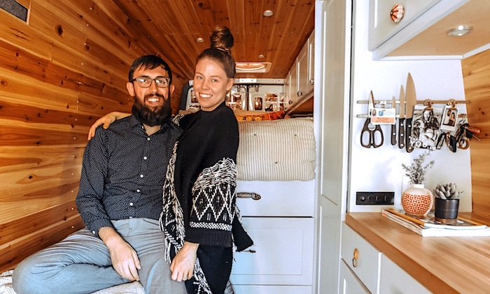 Adventures in Telemedicine: How One Healthcare Couple Used Van Life and Remote Work to Live Life on Their Terms